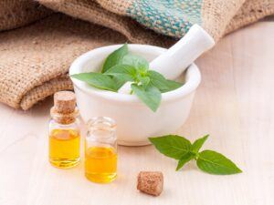Natural Herbal Ingredients for Skin Care Product